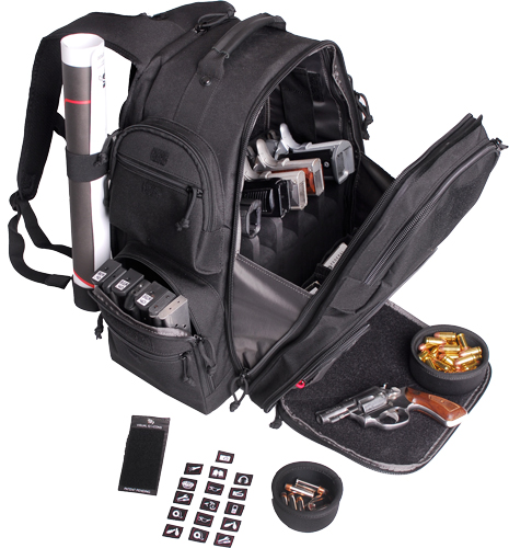 g outdoors - Executive - EXECUTIVE BACKPACK BLACK for sale