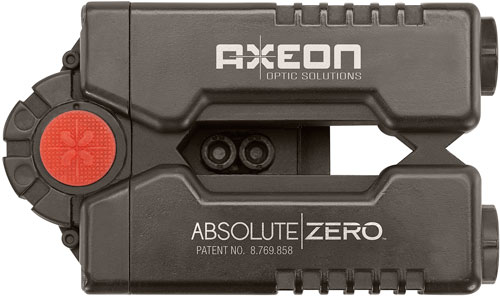 AXEON ABSOLUTE ZERO SIGHTING SYSTEM RED LASER - for sale