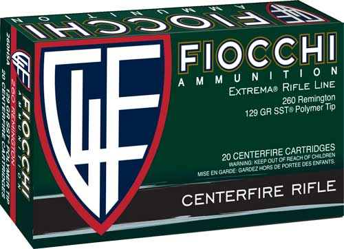 Fiocchi - Extrema - .260 Rem for sale