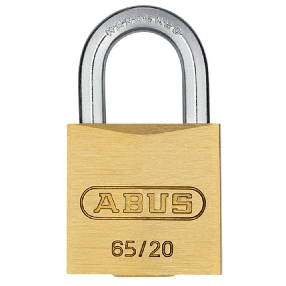 abus usa - 65211 - BRASS 65 65/20C KD for sale