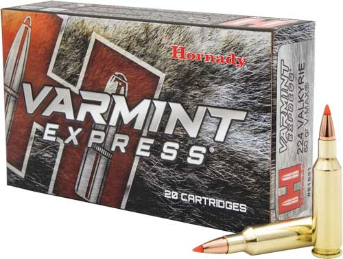 Hornady - Varmint Express - 6.5mm Creedmoor