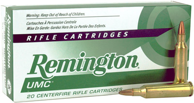 Remington - UMC - .22-250 for sale