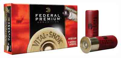 "FED AMMO PREMIUM TRUBALL SLUG 12GA 2.75"" 1600FPS. 1OZ. 5PK - for sale"