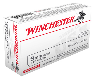Winchester - USA - 9mm Luger for sale