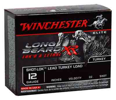 "WIN AMMO LONG BEARD XR 12GA. 3"" 1200FPS. SHOT-LOK 1.75OZ #5 - for sale"