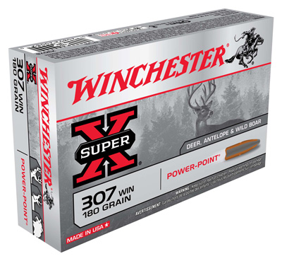 WINCHESTER AMO 307 WIN 180GR PP SX SEASONAL - for sale