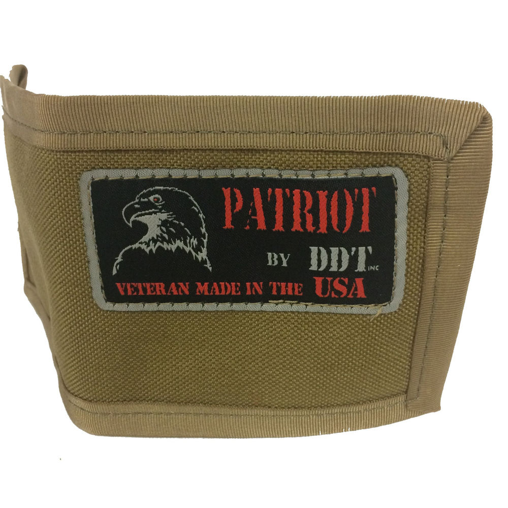 ddt inc - 53011 - TANGO MIKE MIKE WALLET TAN for sale