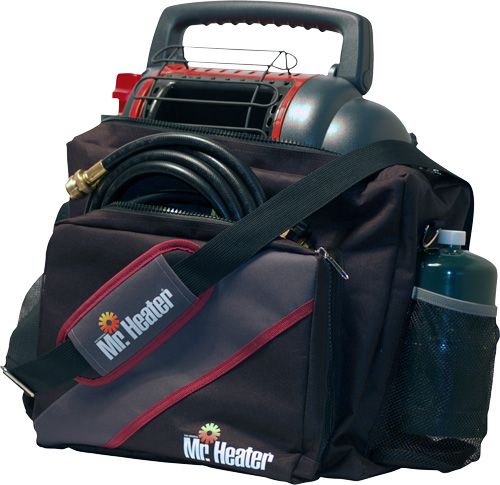 MR. HEATER PORTABLE BUDDY CARRY BAG - for sale