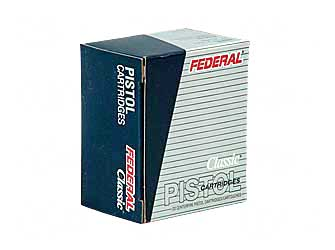 Federal - Champion - .44 S&W Special
