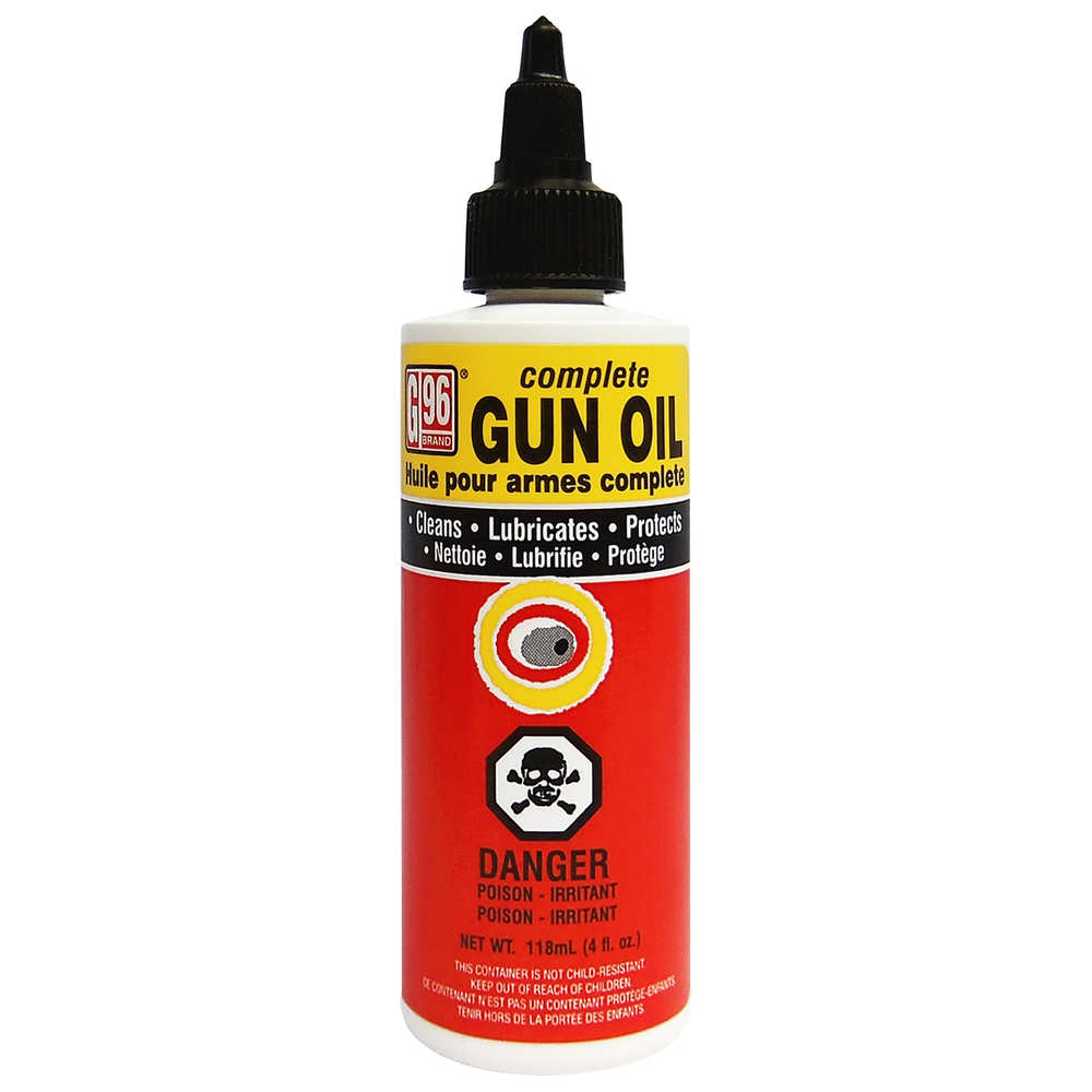 g-96 brand - Gun Oil - G96 GUN OIL 4OZ for sale