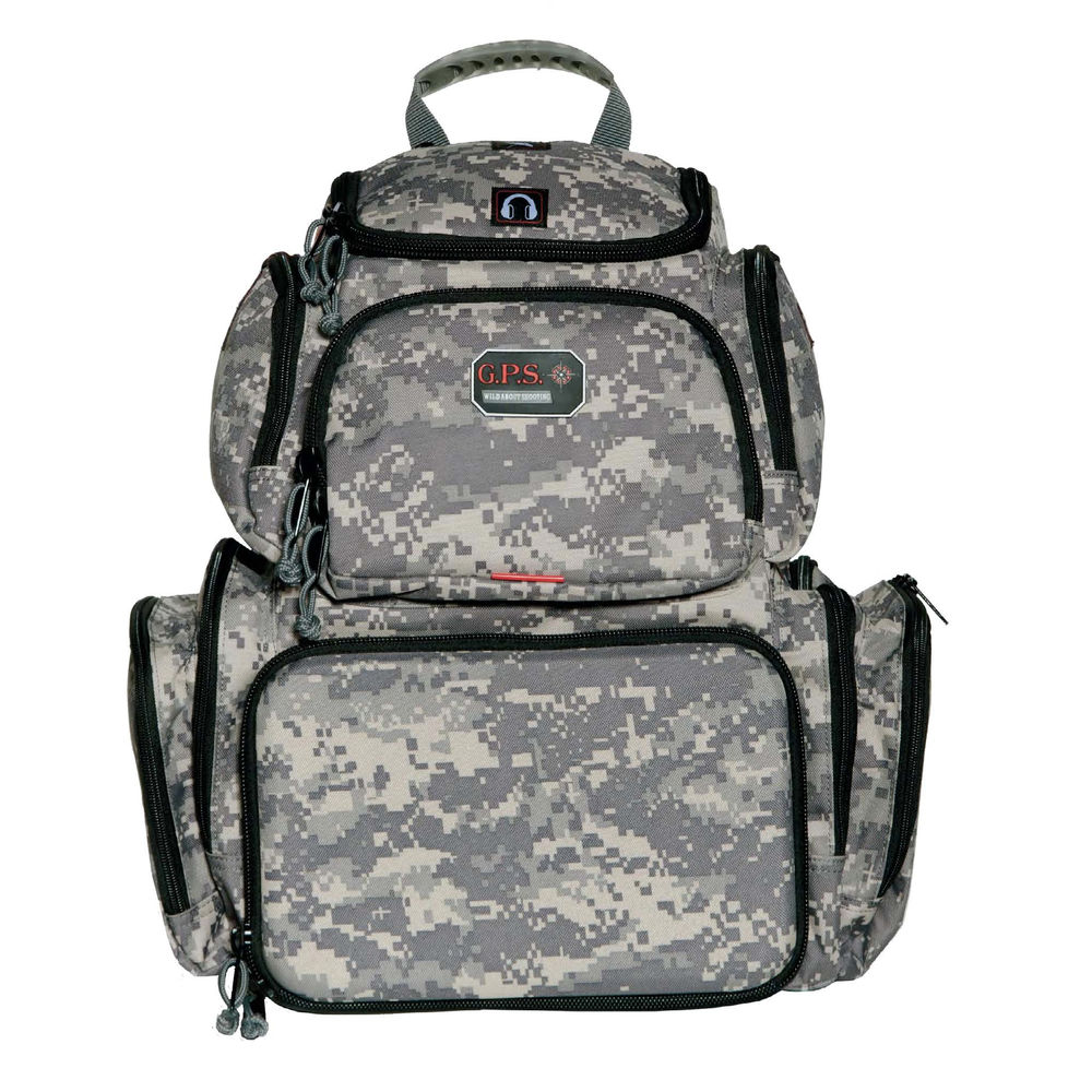 g outdoors - Handgunner - HANDGUNNER BACKPACK DIGITAL CAMO for sale