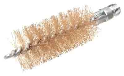 HOPPES BRONZE CLEANING BRUSH .243/6MM CALIBERS - for sale