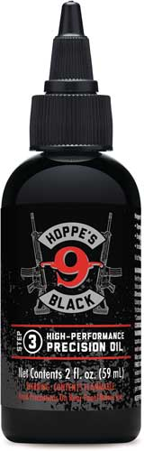hoppe's - Black - BLACK PRECISION OIL 2OZ BOTTLE for sale