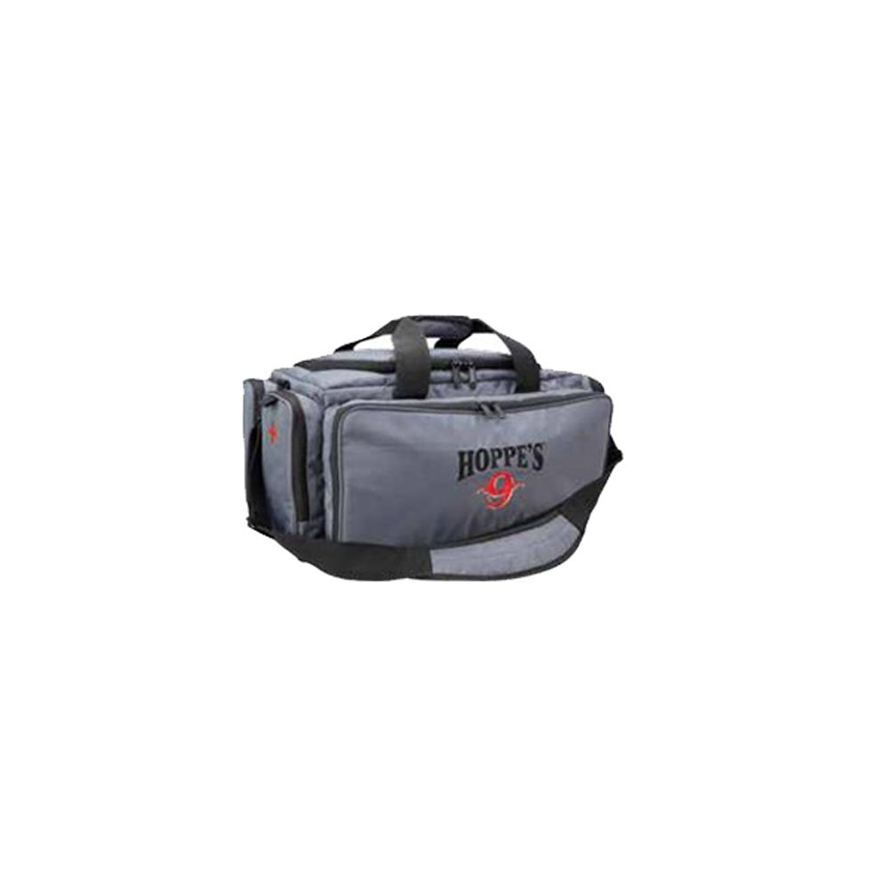 hoppe's - Range Bag - HOPPES RANGE BAG - LARGE - GREY for sale