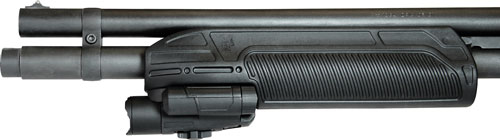 ADAPTIVE TACTICAL EX LIGHTED FOREND REM. 870 12GA BLACK - for sale
