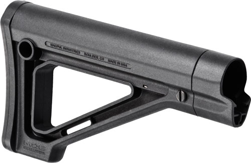 MAGPUL STOCK MOE FIXED AR15 CARBINE COMMERCIAL TUBE BLACK - for sale