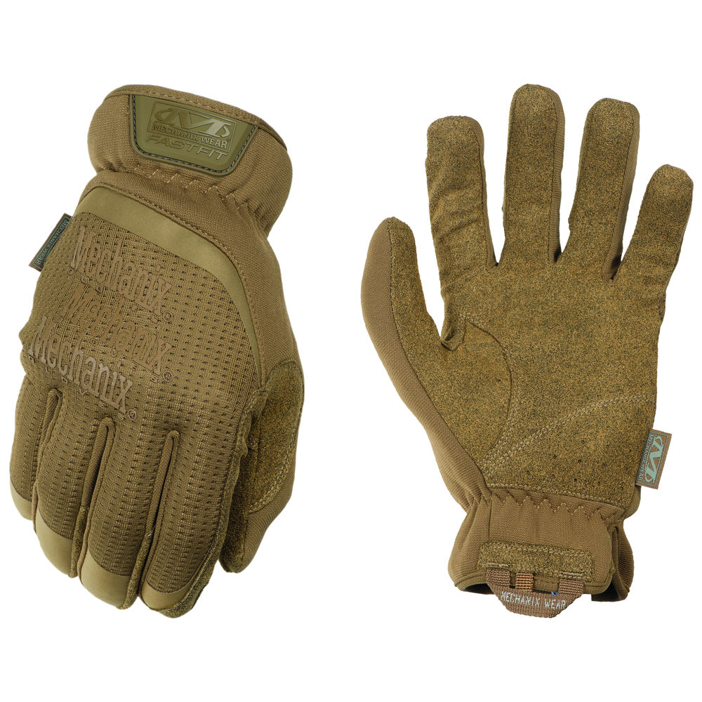 mechanix wear - FastFit - FASTFIT GLOVE COYOTE SMALL for sale