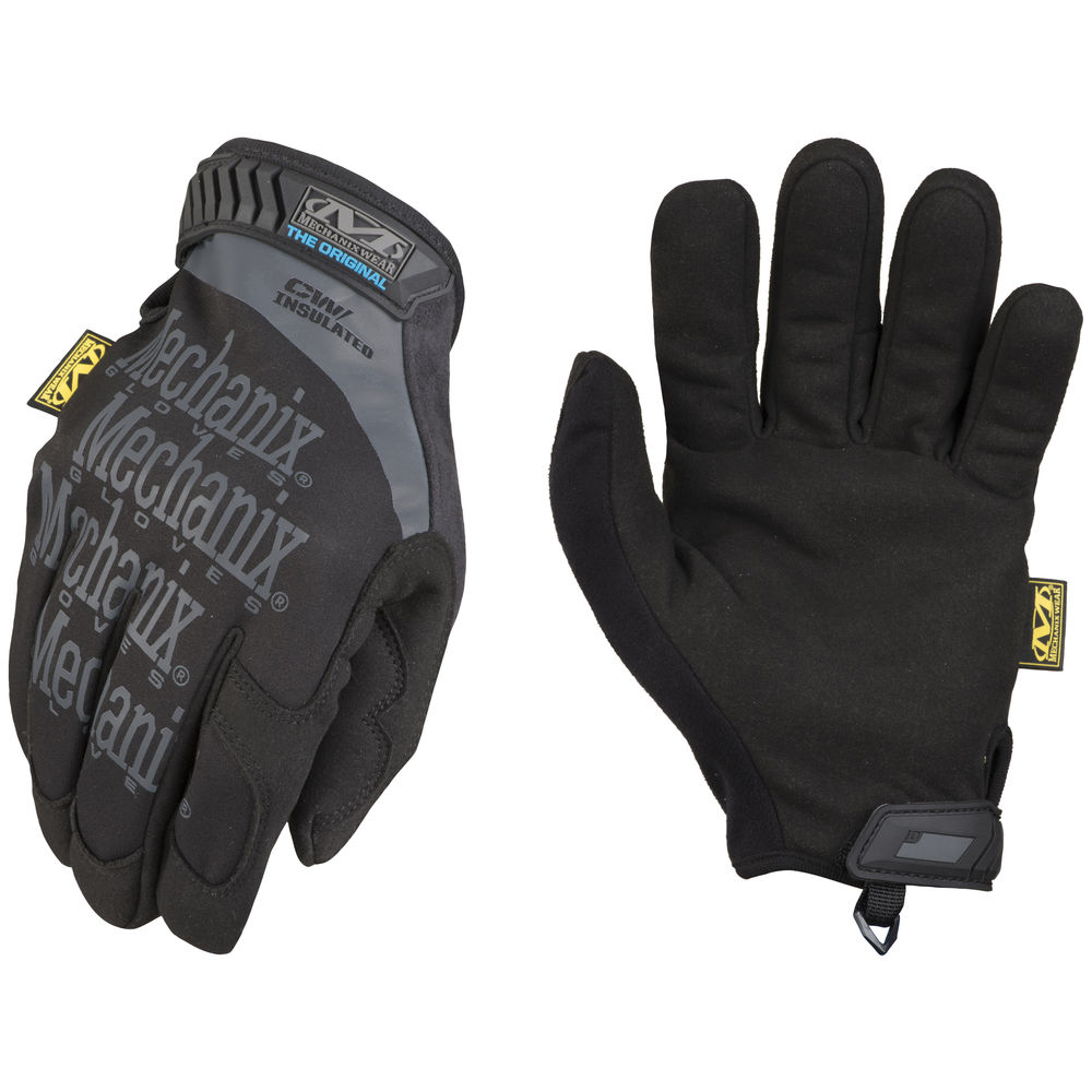 mechanix wear - Original Insulated - THE ORIGINAL INSULATED BLACK LARGE for sale