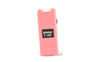 SABRE 3.8 MILLION VOLT STUN GUN PNK - for sale