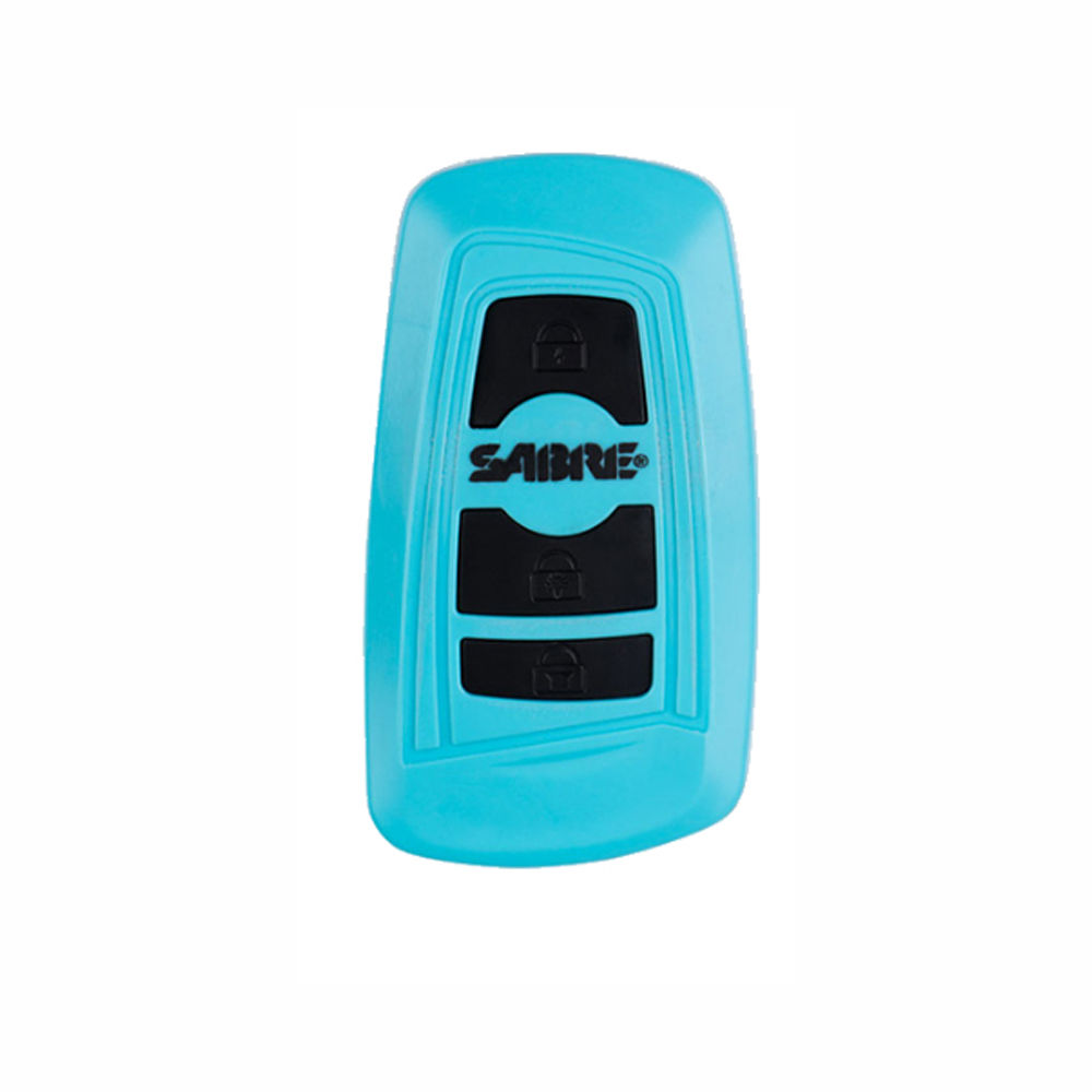 security equipment - Key Fob - TEAL STUN GUN PLUS 115DB ALARM for sale