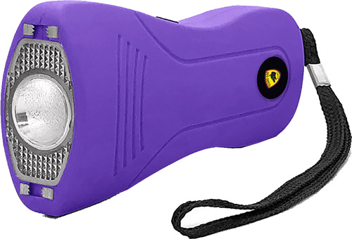 GUARD DOG VICE SLIM STUN GUN W/ LED LIGHT RECHARGEABLE BLK - for sale