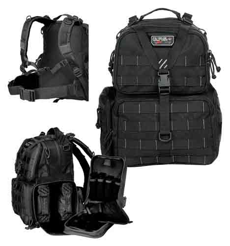g outdoors - Tactical - TACTICAL RANGE BACKPACK BLK for sale