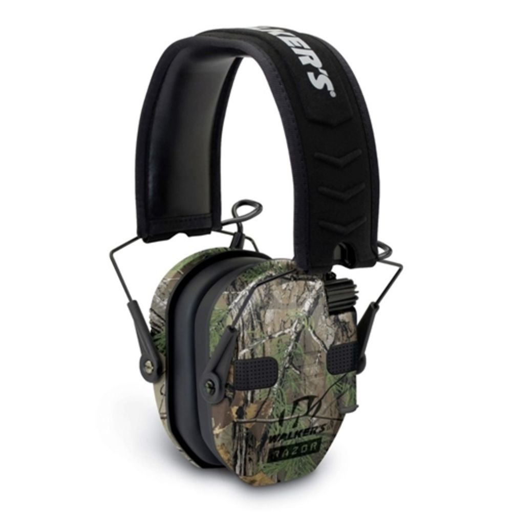 walker's game ear - Razor - RAZOR SLIM ELEC QUAD MUFF REALTREE XTRA for sale